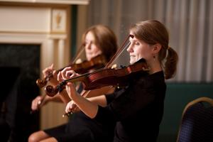 String Quartet Rochester